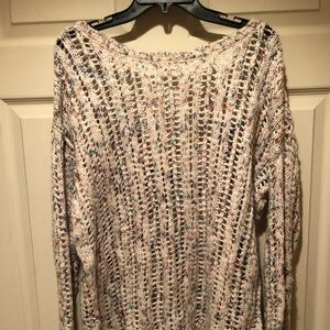American Eagle Outfitters Sweaters - Multi Color Spring/Fall Sweater